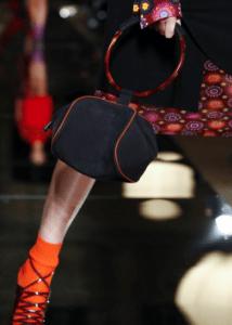 Givenchy Black Suede Mini Top Handle Bag 2 - Spring 2017