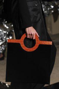 Givenchy Black/Orange Tote Bag - Spring 2017