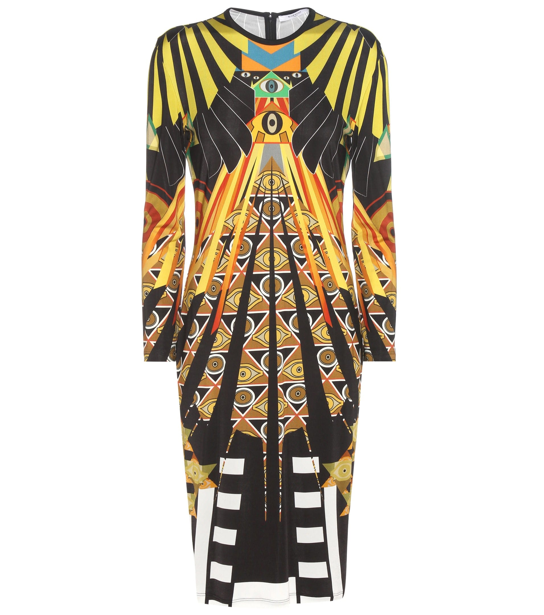 Givenchy Egyptian Print Collection For Fall Winter 2016