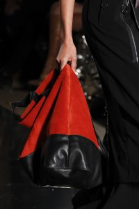 Givenchy Red/Black Tote Bag - Spring 2017