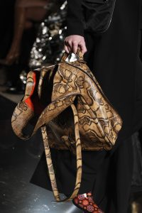 Givenchy Tan Python Tote Bag 2 - Spring 2017