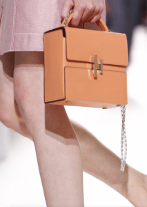 Hermes Tan Cinetic d'Hermes Bag - Spring 2017