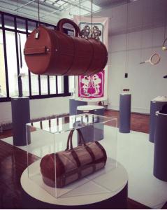 Hermes Tan Weekender Bags