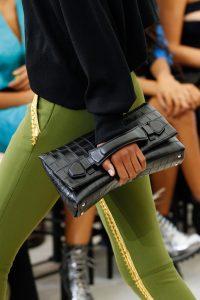 Louis Vuitton Black Crocodile Clutch Bag - Spring 2017