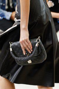 Louis Vuitton Black Damier Flap Bag 2 - Spring 2017