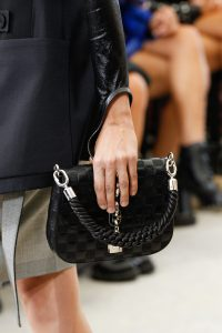 Louis Vuitton Black Damier Flap Bag - Spring 2017