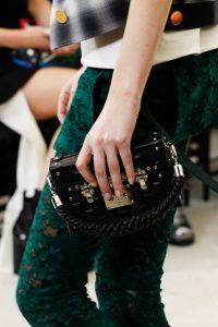 Louis Vuitton Black Damier Petite Malle Bag 2 - Spring 2017