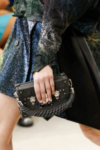 Louis Vuitton Black Damier Petite Malle Bag 3 - Spring 2017