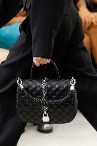 Louis Vuitton Black Damier Top Handle Bag - Spring 2017