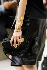 Louis Vuitton Black Petite Malle Bag - Spring 2017