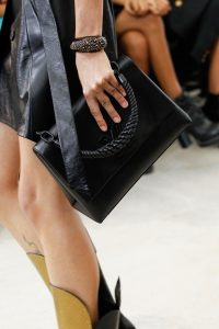 Louis Vuitton Black Top Handle Bag - Spring 2017