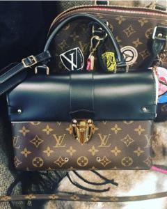 Louis Vuitton Monogram Canvas One Handle Flap Bag 3