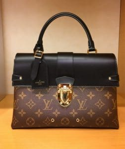 Louis Vuitton Monogram Canvas One Handle Flap Bag 6