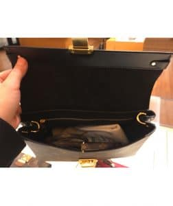 Louis Vuitton Monogram Canvas One Handle Flap Bag 7