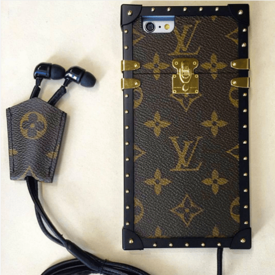 Iphone S Wallet Case Louis Vuitton