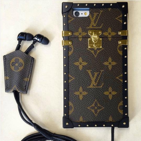 Louis Vuitton Case Iphone X