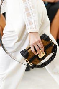 Louis Vuitton Monogram Reverse Petite Malle Bag - Spring 2017