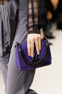 Louis Vuitton Purple Python Twist Bag - Spring 2017