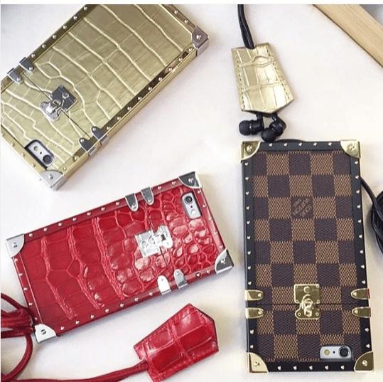 Louis Vuitton Introduces Petite Malle iPhone Case ...