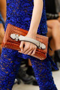 Louis Vuitton Tan Crocodile Clutch Bag - Spring 2017