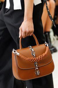 Louis Vuitton Tan Top Handle Bag - Spring 2017