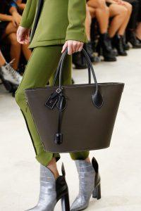 Louis Vuitton Taupe Tote Bag - Spring 2017