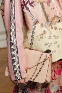 Valentino Beige Flap Bag - Spring 2017