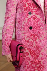 Valentino Fuchsia Pink Flap Bag - Spring 2017