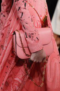 Valentino Pink Flap Bag - Spring 2017
