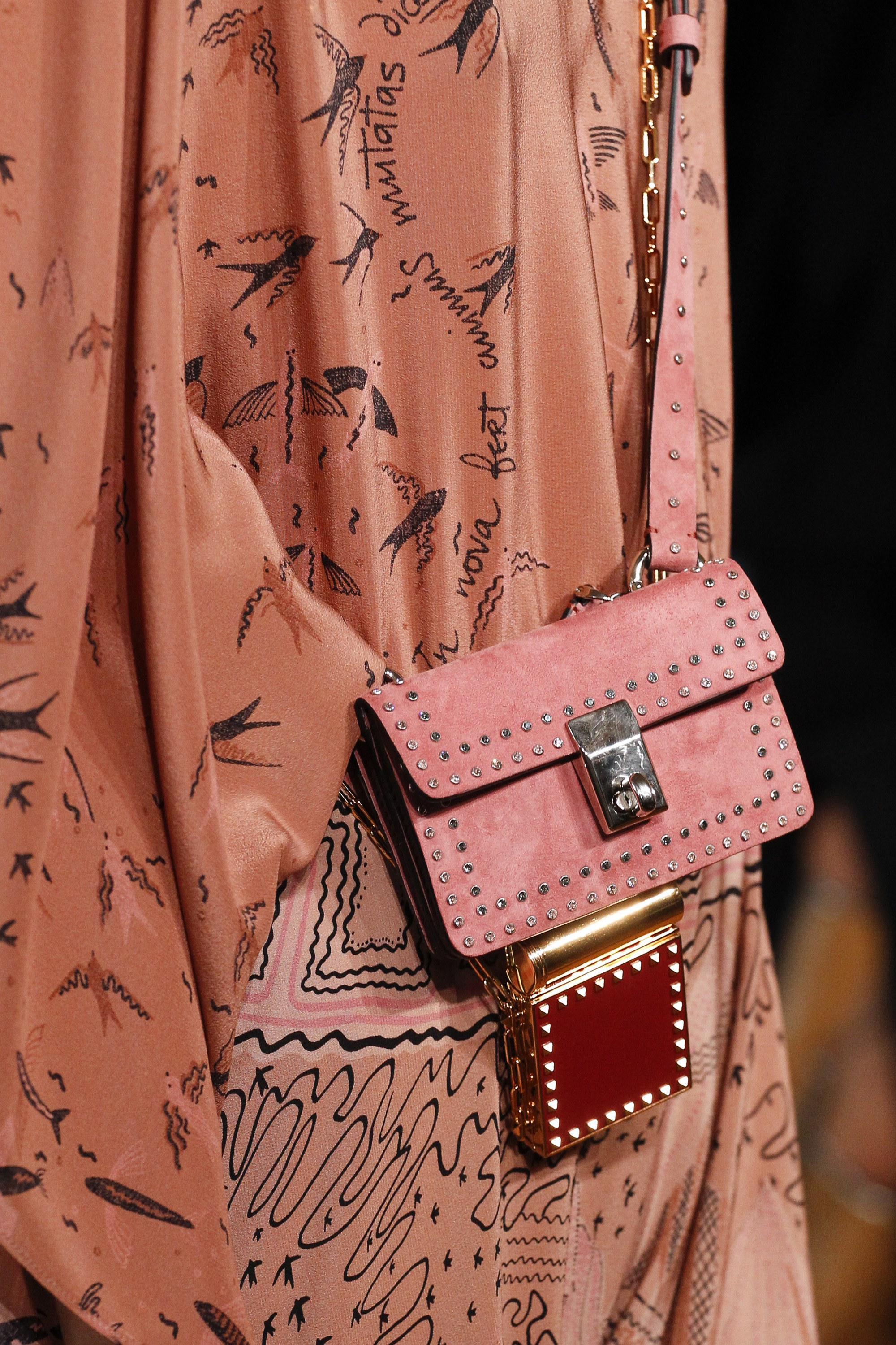 Valentino Spring Summer 2017 Runway Bag Collection