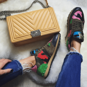 Valentino Sneakers Style Inspiration 10