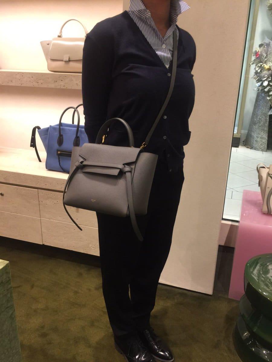 Buy Celine Micro Belt Bag Up To 75 Off