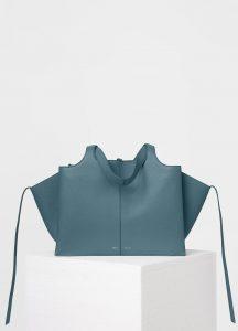 Celine Ocean Medium Tri-Fold Shoulder Bag