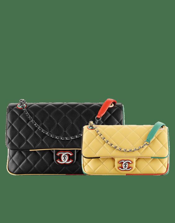 сумка chanel wallet on chain копию купить - Сумки