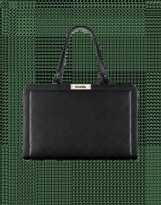 Chanel Black Label Click Large Shopping Bag