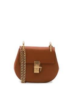 Chloe Caramel Drew Small Bag