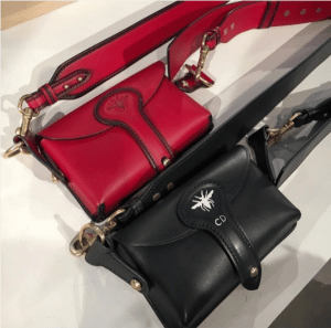Dior Black and Red Mini Bags 2