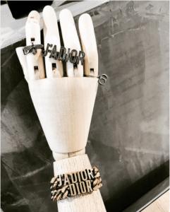 Dior Jadior Ring and Bracelets