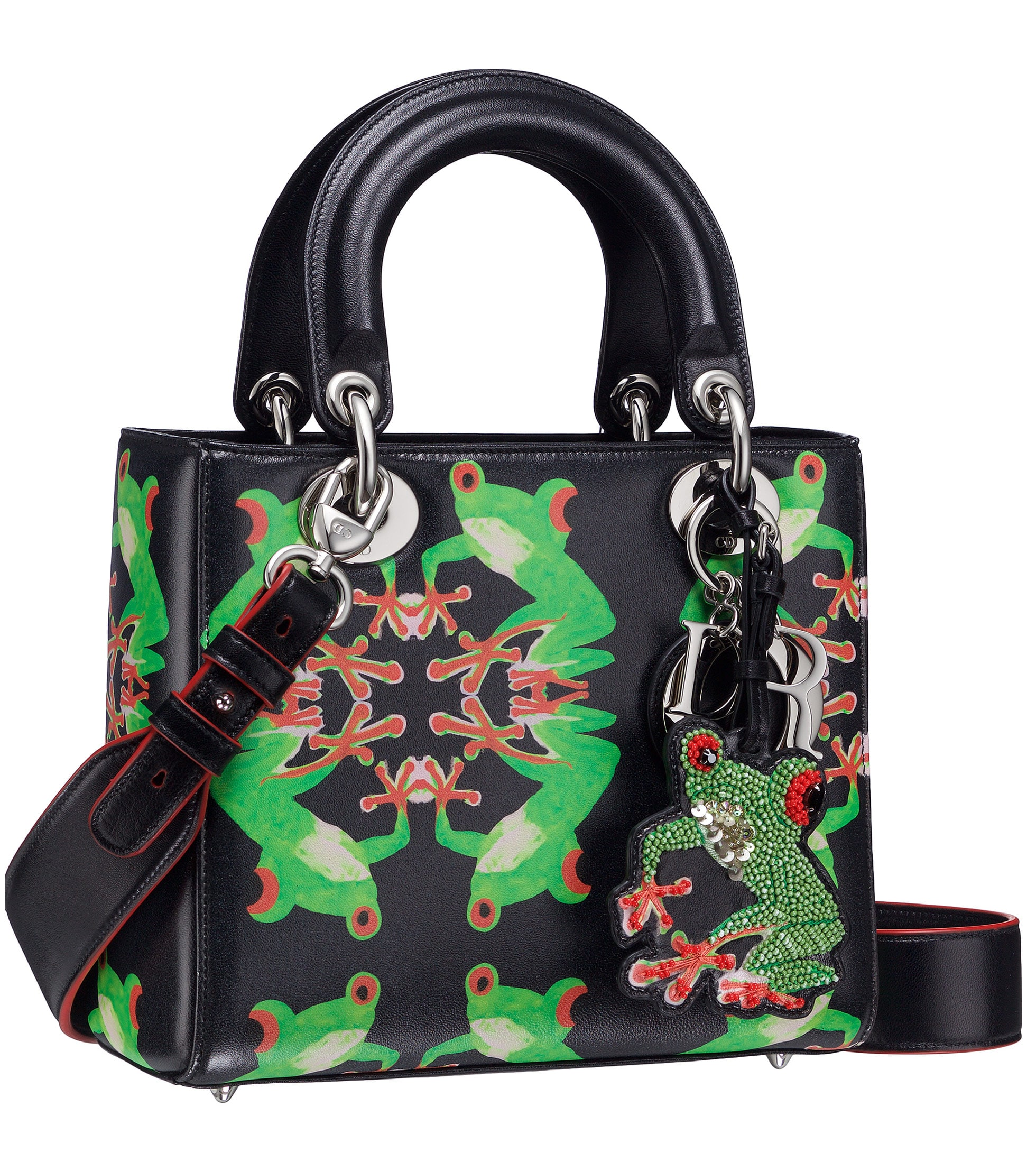 Art Bag Nyc Limited Edition Dior Lady Art Collection Spotted Fashion
