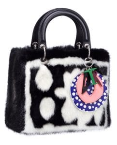Dior Lady Art Bag by Daniel Gordon 2