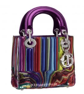 Dior Lady Art Bag by Ian Davenport