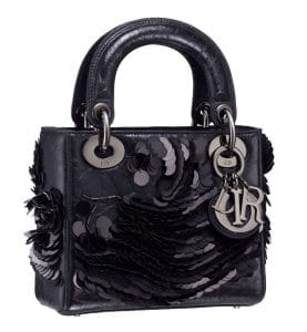 Dior Lady Art Bag by Jason Martin 5