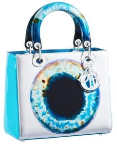 Dior Lady Art Bag by Marc Quinn 2