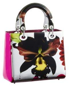 Dior Lady Art Bag by Marc Quinn