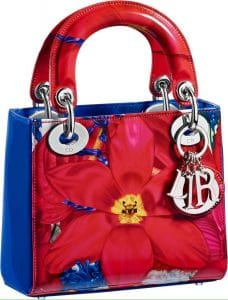 Dior Lady Art Bag by Marc Quinn 4