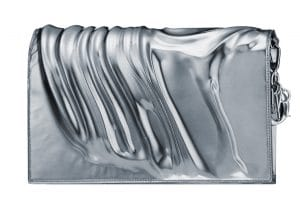 Dior Lady Art Clutch Bag by Jason Martin