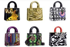 Dior Lady Art Collection