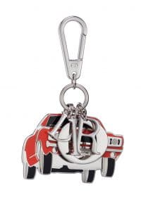 Dior Lady Art Key Holder by Matthew Porter