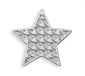 Dior Lucky Star Lucky Badge