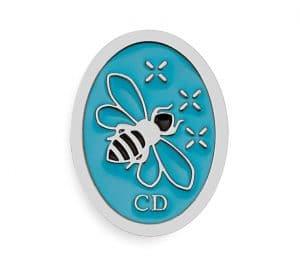 Dior Sunny Bee Lucky Badge